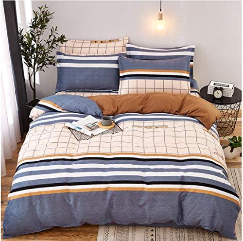 Home Textile Duvet Cover Pillow Case Flat Sheet Panda Cartoon Bedding Set Kid Boy Teen Girl Bed Linens Twin Full Queen 4pcs D