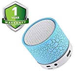 Drumstone captcha Amplec Smart LED Crack Mini Portable Bluetooth Speaker Supported Tf Card/USB