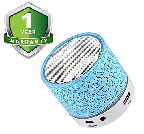 Drumstone captcha Amplec Smart LED Crack Mini Portable Bluetooth Speaker Supported Tf Card/USB Flash Drive/Fm for Mi Redmi Note 5, iPhone 8