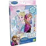 Orb Factory ORB11440 - Loisirs Créatifs - Disney Reine des Neiges Anna, Elsa - Sticky Mosaiques Autocollantes aux Numéros