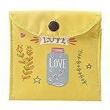guangtian Dames filles serviettes serviettes sac de serviette serviette articles organisateur cas pochette