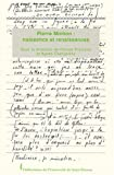 Pierre Michon : naissance, renaissances