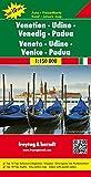 Freytag Berndt Autokarten, Venetien - Udine - Venedig - Padua, Top 10 Tips - Maßstab 1:150.000 (freytag & berndt Auto + Freizeitkarten)