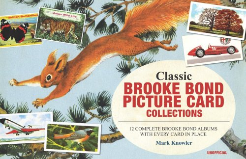 Brooke-Bond-The-Classic-Tea-Card-Collections