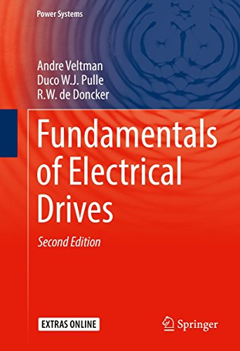 Fundamentals of Electrical Drives (Power Systems) (English Edition) -