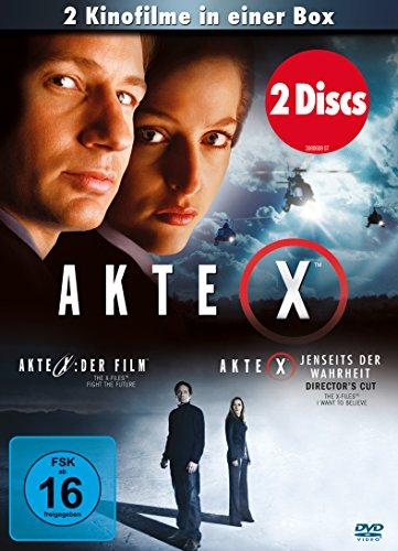 Akte X - Der Film/Jenseits der Wahrheit [2 DVDs]