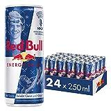 Red Bull Energy Drink - NINJA Limited Edition - 24er Palette, EINWEG, 24er Pack (24 x 250 ml)