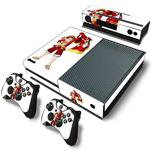 GameCheers Xbox One Konsole and 2 Controllers Skin Set - Anime SuperHero - Xbox One Vinyl
