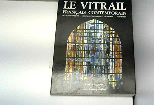 Vitrail français contemporain