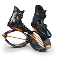 Kangoo Jumps Rebound Shoes XR3 Black/Orange Medium