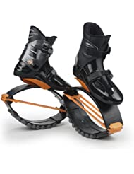 KangooJumps XR 3 Chaussures à rebonds pour femme S Multicolore - Noir/orange