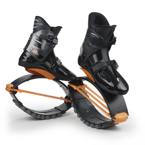 KangooJumps XR 3 Adult's Rebound Shoes Multi-Coloured Black/Orange Size:39-41