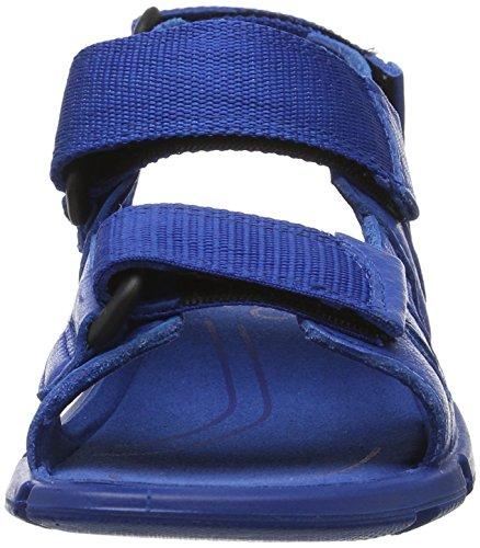 Ecco Intrinsic, Sandales Garçon Bleu (57995Bermuda Blue/Cobalt)