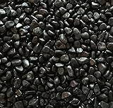 Classica, 5 kg, colore: nero, ghiaia substrato acquario acquario