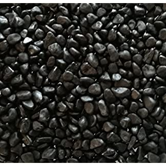 Classica Tropical-Reef 2kg Black Aquarium Fish Tank Gravel Substrate 7