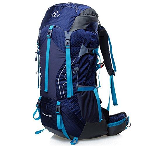 coppia Zaino outdoor/Escursionismo zaino professionale/borsa da viaggio ad alta capacità D