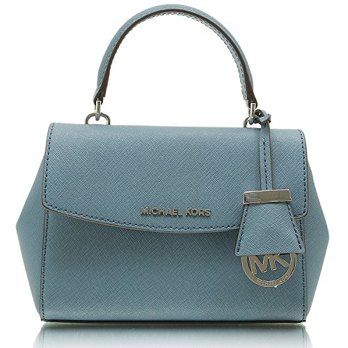 hand-bags-michael-kors-women-leather-denim-and-silver-32f5savc1ldenim-blue-7x13x185-cm
