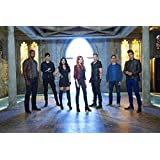 Shadowhunters The Mortal Instruments US Drama (21x14 inch, 52x35 cm) Silk Poster Seda Cartel PJ1A-F547