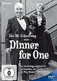 Dinner for One Oder der 90.Geburtstag [Import anglais]