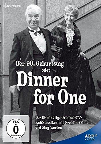 Dinner For One Dinner Op Kölsch Fernsehseriende