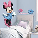 RoomMates Disney La Maison de Mickey Sticker mural géant Minnie Mouse