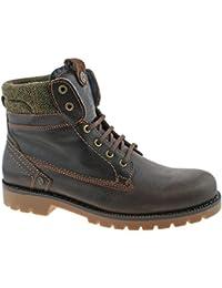Wrangler Herren Billy Chukka Boots, Braun (30 Dk. Brown), 43 EU