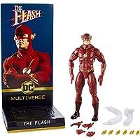 MATTEL fpc17DC Multiverse Collector de figura Deluxe Flash, 15cm
