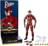 Mattel FPC17 DC Multiverse Collector-Figur Deluxe Flash, 15 cm