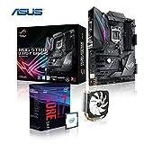 Memory PC Aufrüst-Kit Bundle i7-8700K, ASUS ROG Strix Z370-F Gaming, komplett fertig montiert und getestet