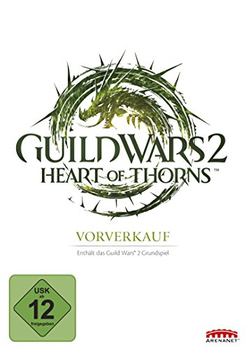 Guild Wars 2 - Heart of Thorns Vorverkaufsbox - [PC]