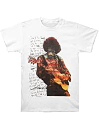 Jimi Hendrix - T-Shirt - Manches Courtes - Homme