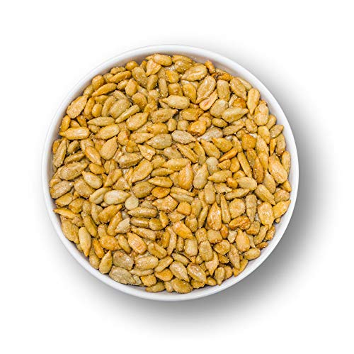 (1001 Frucht | Sonnenblumenkerne, leicht gesalzen und in Honig geröstet - Premium Qualität - 1000 GR)
