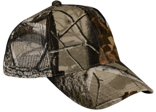 Port Authority® Pro Camouflage Series Cap with Mesh Back. C869 Realtree -