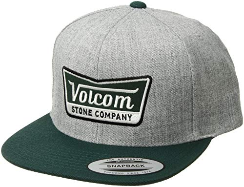 Volcom Herren Cresticle Hat Baseball Cap, Kiefer dunkel, Einheitsgröße