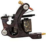 Tattoo Machine India 8 Wrap Coils Iron Liner Gun Tattoo Machine