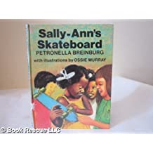 Sally-Ann's Skateboard