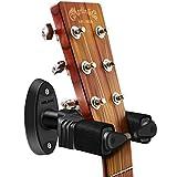 NEUMA Gitarrenständer, Wandhalterung für Gitarren/Bass/Banjo/Mandoline mit Automatioschem Verschluss