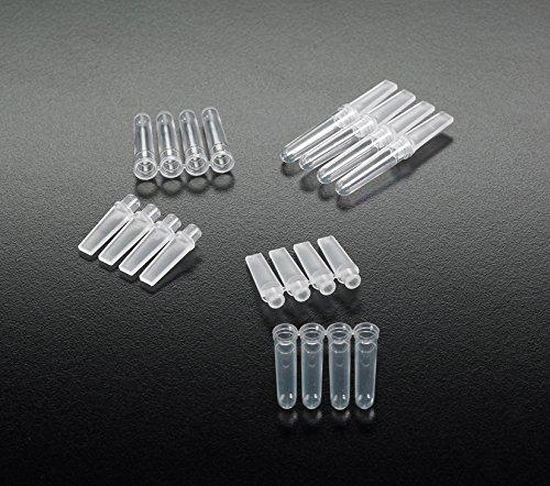 Simport T319-4N 4-Rohr Streifen und Kappen für Corbett Rotor-Gene, 0,1 mL (1000-er pack) (Kappe Und Rotor)