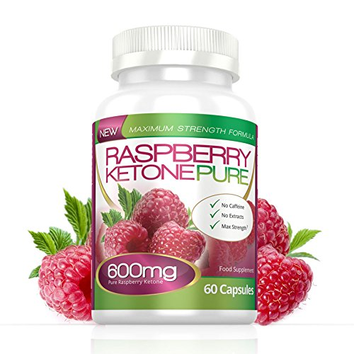 Evolution Slimming 600mg Pure Raspberry Ketone – 60 Kapseln Himbeere