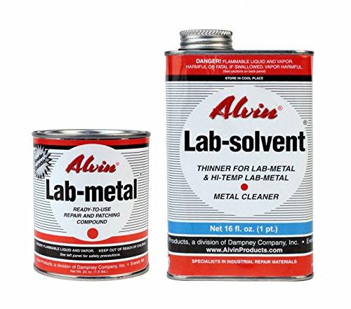 alvin-24-oz-lab-metal-16-oz-lab-solvent-kit-putty-dent-filler-patching-compound-epoxy-by-alvin-produ