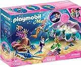 Playmobil 70095 Magic Nachtlicht Perlenmuschel, bunt