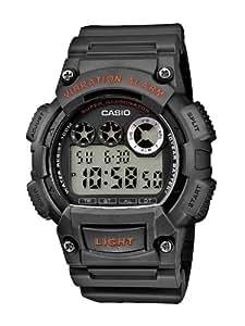 Casio Unisex-Armbanduhr Digital Quarz Plastik W-735H-8AVEF