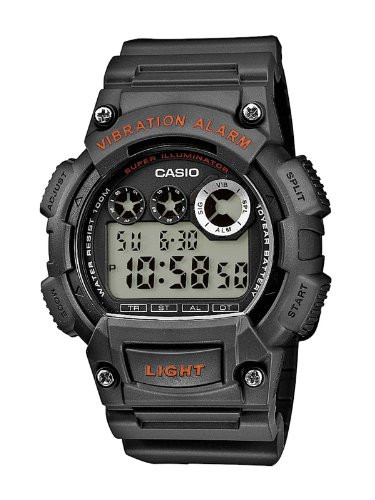 Casio Collection – Reloj Hombre Digital con Correa de Resina – W-735H-8AVEF