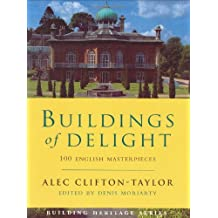 Buildings Of Delight (A Gollancz paperback)