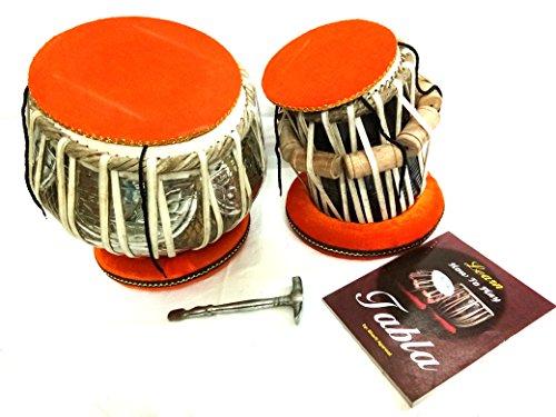 Indio Maharaja funda tabla Drum Set Bayan de cobre