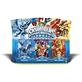 Skylanders Spyro's Adventure: Triple Pack F (Whirlwind, Double Trouble, Drill Serg)
