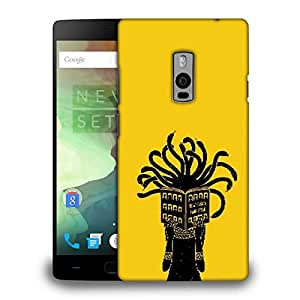 Snoogg Medusa Designer Protective Phone Back Case Cover For OnePlus Two