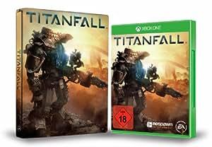 Titanfall - Steelbook Edition (exklusiv bei Amazon.de) - [Xbox One]