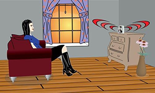 Katzenklingel InnovAdvance CB501 Cat Doorbell - 3
