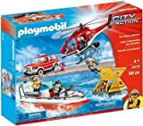 Playmobil - Set Rescate De Incendios (9319)